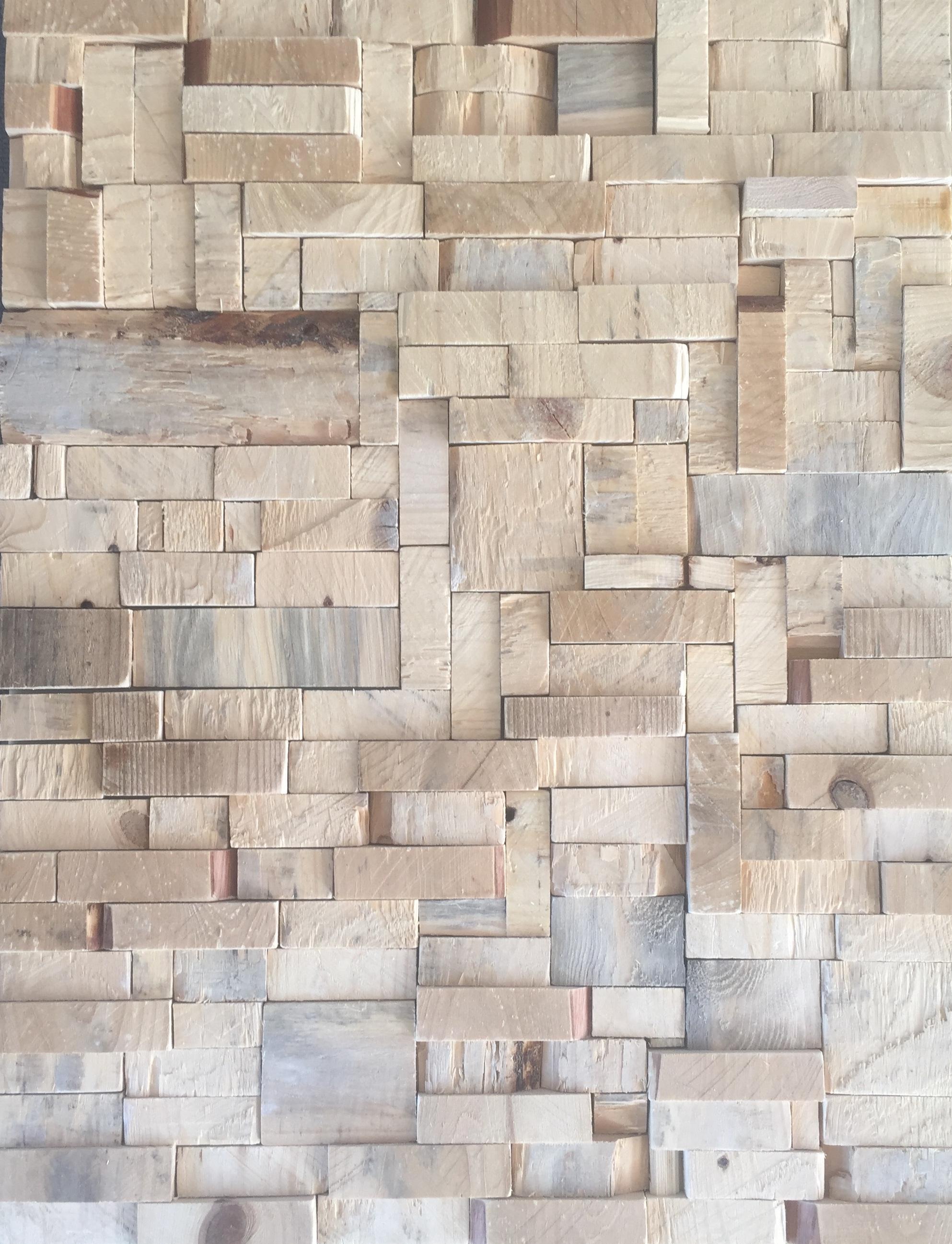 Compositie in blok - 54 x 65 cm. TE KOOP - € 580,-